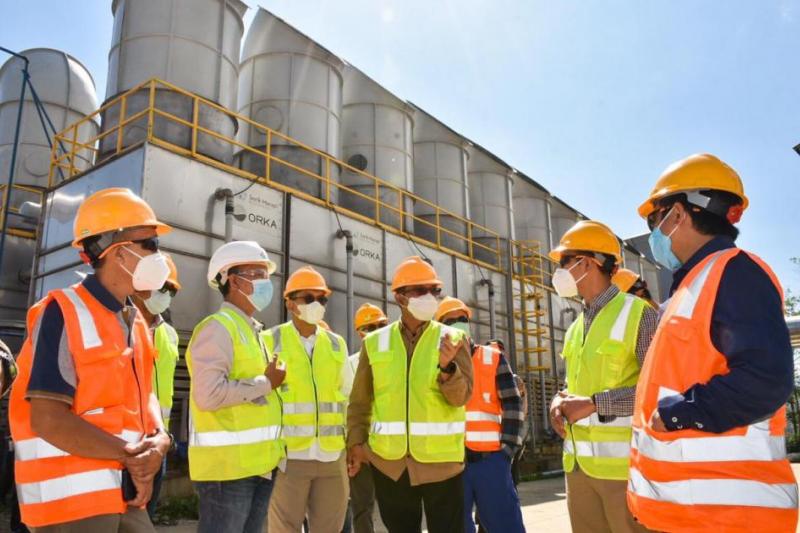 UOB Indonesia kembangkan pembiayaan program energi baru terbarukan
