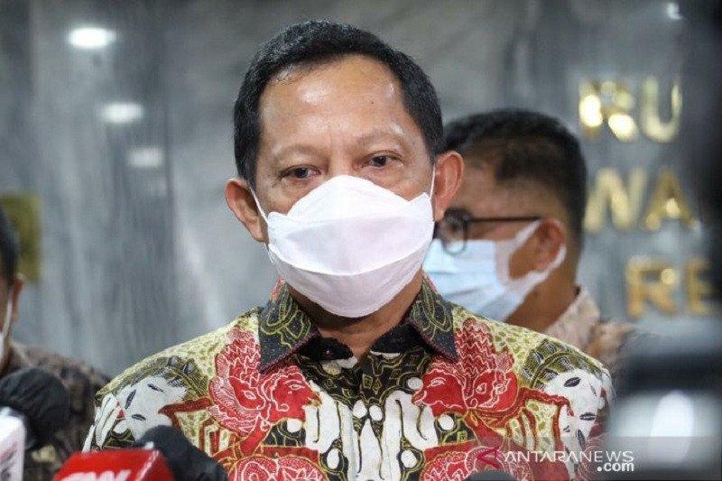Politik kemarin, Instruksi Mendagri PPKM Mikro hingga sertijab TNI AD