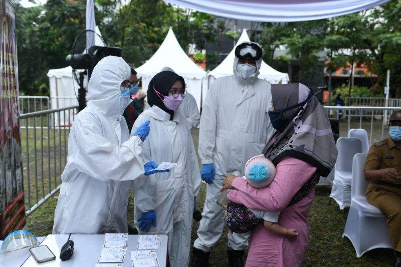 Tes usap di Bogor, BIN cegah penyebaran COVID-19 di zona merah