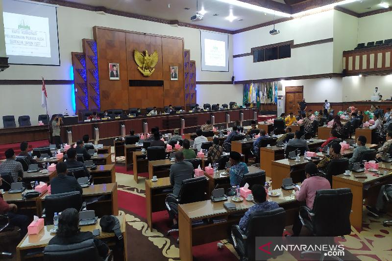 Ketua DPRA: Rakor sepakati Pilkada Aceh dilaksanakan 2022