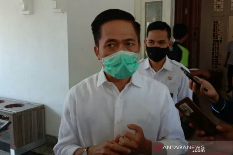 Pemkot Palembang realokasi dana kelurahan untuk penanganan COVID-19