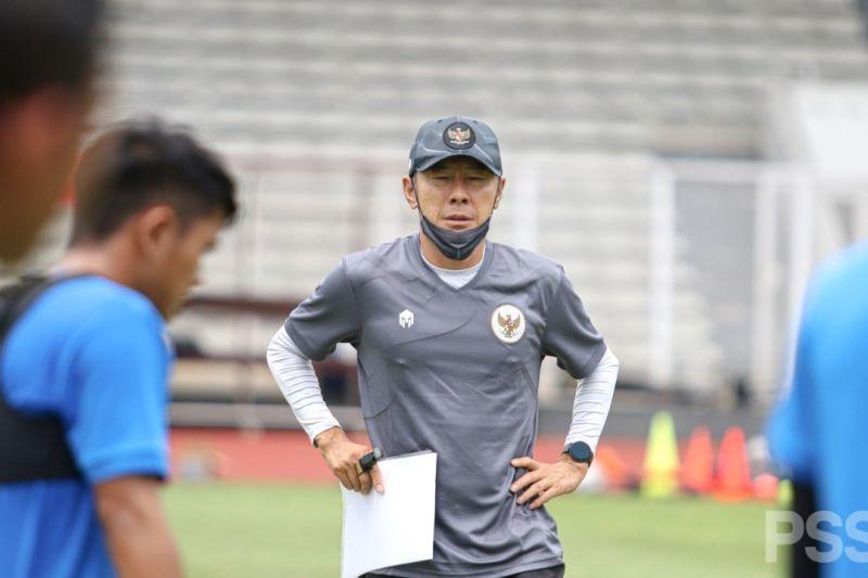 Timnas U-22 latihan perdana dengan tambahan pemain baru