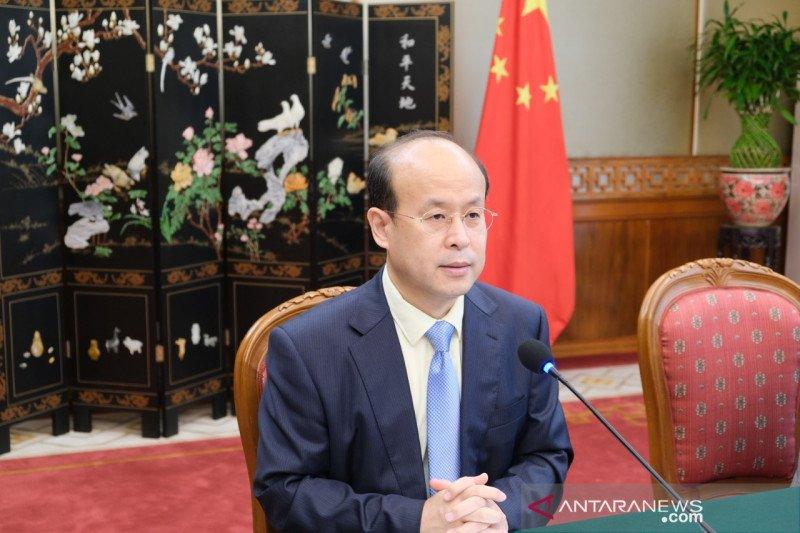 China tegaskan dukungan untuk kepemimpinan Indonesia di G20 pada 2022