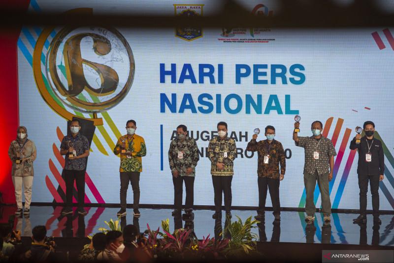 PWI gelar Anugerah Jurnalistik Adinegoro jelang Hari Pers Nasional