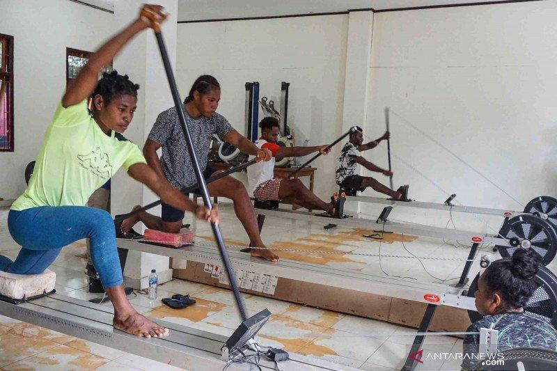 Papua targetkan lima medali emas dari cabang dayung PON XX 2021