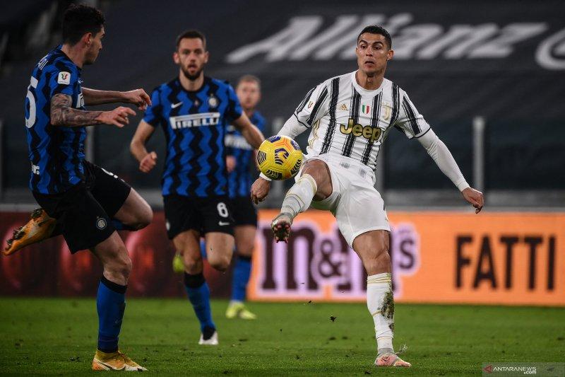 Piala Italia – Juventus melaju ke final meski hanya imbang nirgol lawan Inter