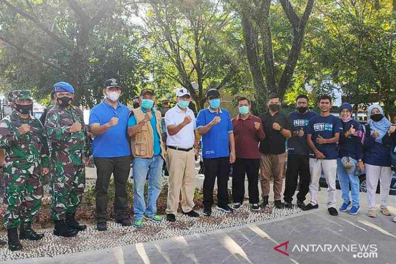 UNP gelar aksi bersih sungai di Batang Arau Padang