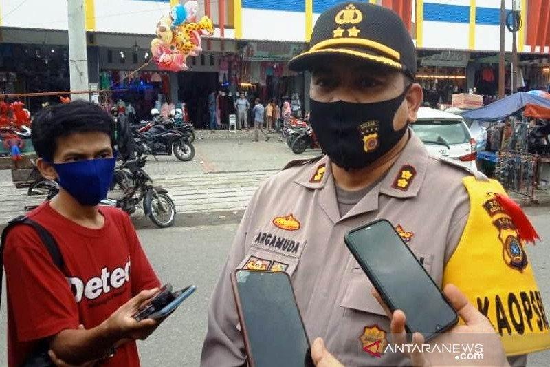 Polisi tahan tersangka pemeras Bupati Aceh Barat