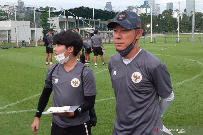 Kemenpora: Shin Tae-yong belum dapat divaksin COVID-19 karena WNA