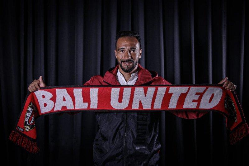 Pemain Bali United yakin Diego Assis beri dampak positif