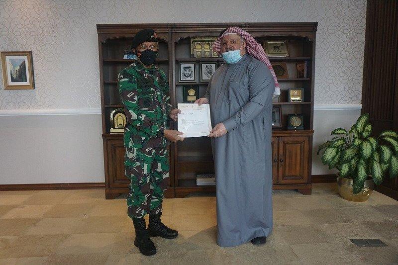 Tangani COVID-19, Mayjen Tugas Ratmono raih apresiasi dari Dubes Saudi