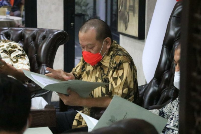 Paripurna DPD RI setujui pandangan Komite I terkait RUU Otsus Papua