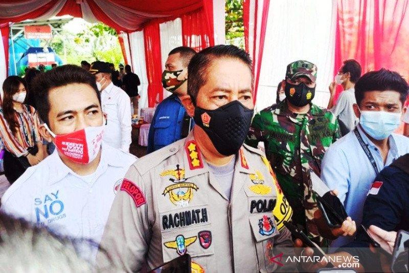 Musnahkan 94 kg narkoba, Polresta Banjarmasin selamatkan 1,3 juta jiwa