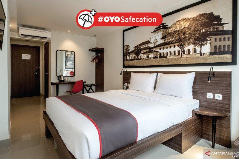 """OYO Indonesia prioritaskan """"Safecation"""" pada tahun 2021"""
