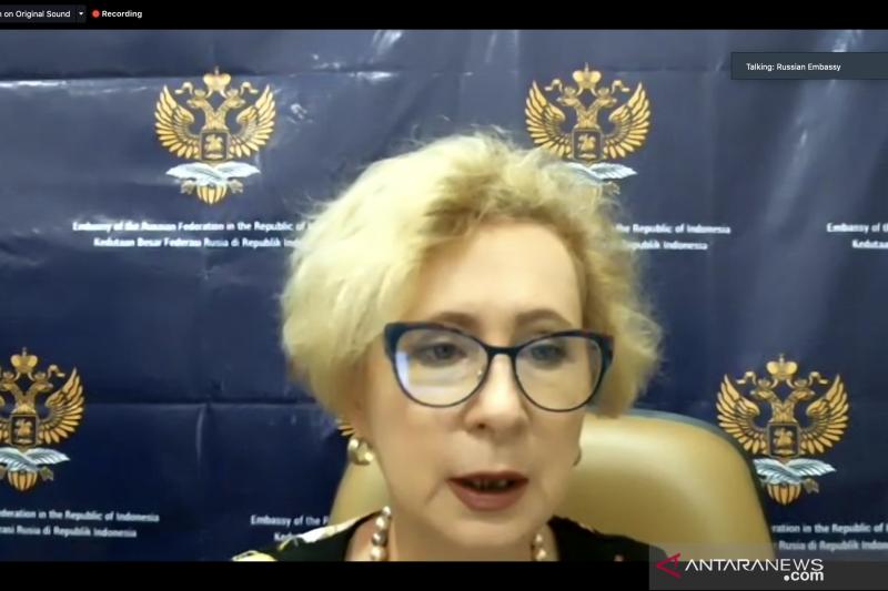 Rusia kembali tegaskan kesiapan pasok vaksin Sputnik V ke Indonesia