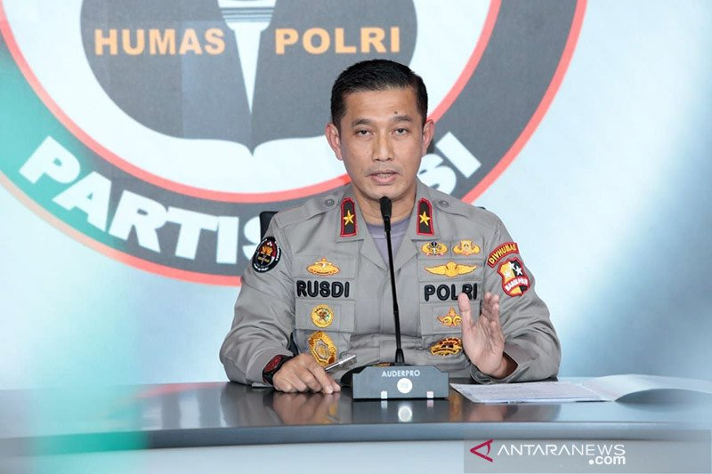Polri: Rapim TNI/Polri bahas penanganan COVID-19