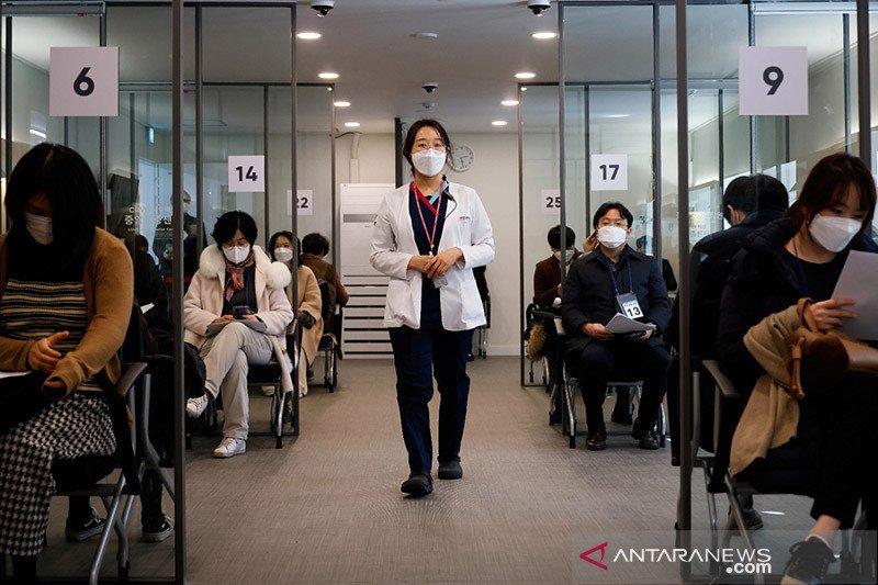 Korea Selatan beli lebih banyak vaksin COVID-19 untuk 23 juta orang