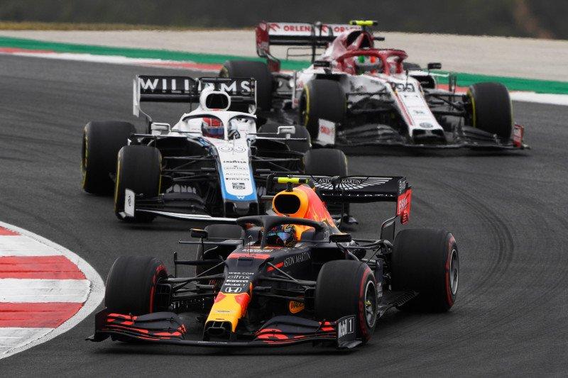 Portugal siap isi slot kosong kalender F1 bulan Mei