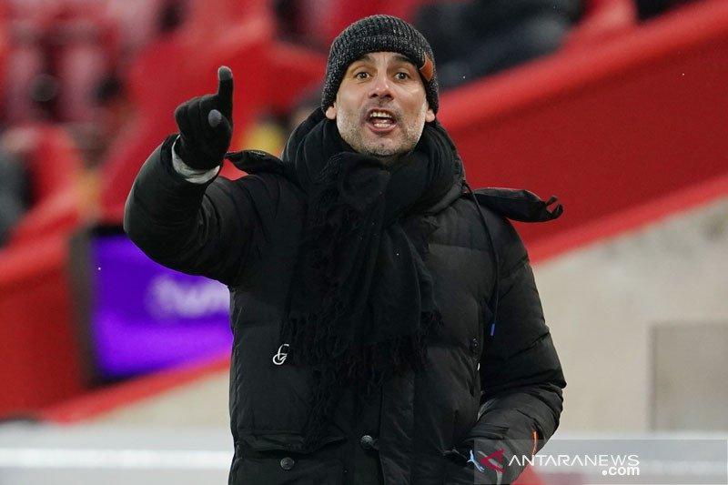 Kalahkan Swansea, Pep Guardiola catat kemenangan ke-200 bersama City