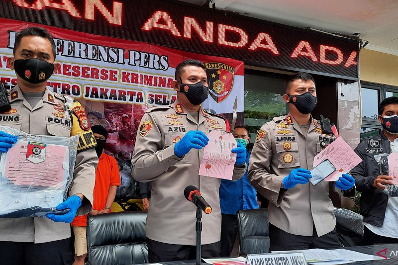 Penusuk Plt Kadisparekraf DKI penah mengancam pegawai lain