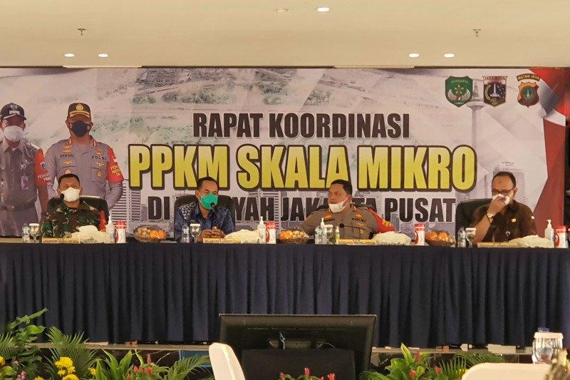 Jakarta Pusat berencana buat Polisi Kampung Tangguh Jaya