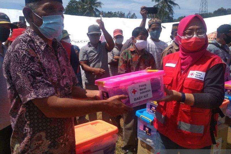 Masa operasi PMI bantu korban gempa Sulbar berlanjut hingga Mei 2021