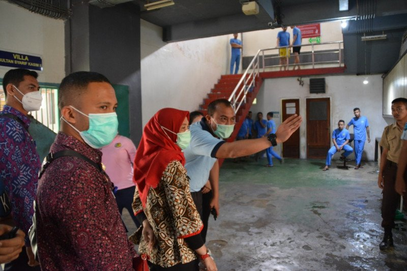 Imlek, satu narapidana Lapas Tanjungpinang dapat remisi 2 bulan