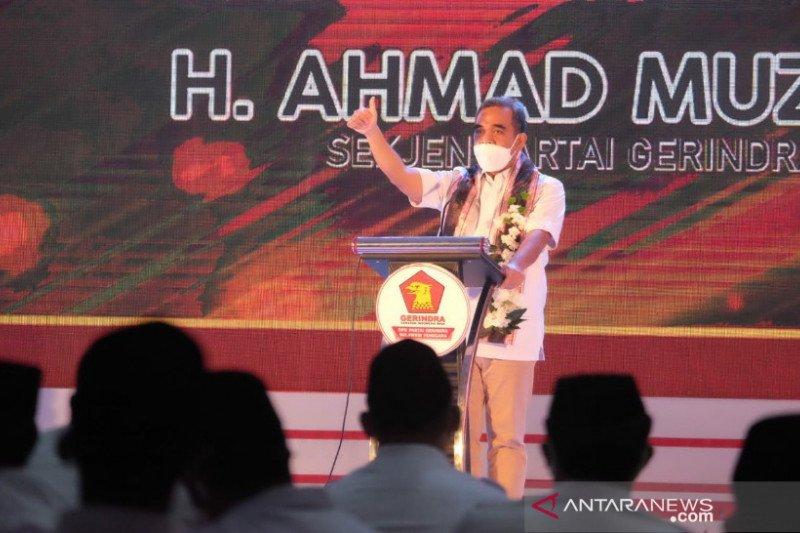 Gerindra berkomitmen cetak pemimpin yang laksanakan janji politiknya