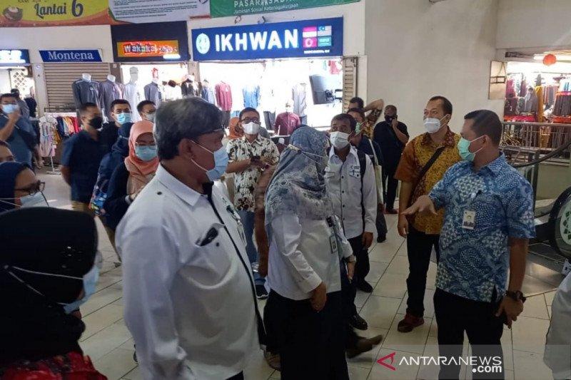 Vaksinasi massal pedagang Pasar Tanah Abang dijadwalkan Rabu (17/2)