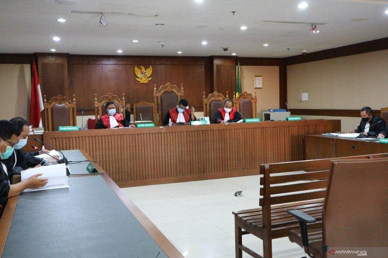 Pengusaha didakwa suap mantan Menteri KKP Edhy Prabowo Rp2,1 miliar