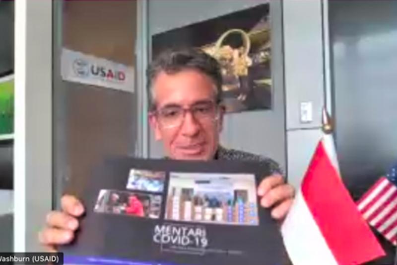 AS bermitra dengan Muhammadiyah tingkatkan penanganan kasus COVID-19