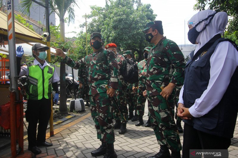Panglima TNI instruksikan