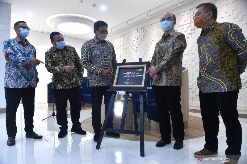 Peresmian Edu Branch Bank Mandiri Pondok Indah Mall