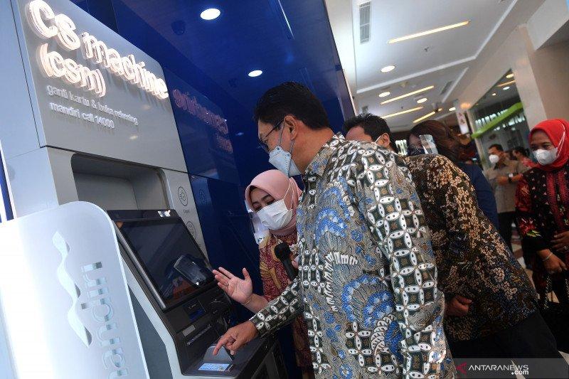 Kredit konsolidasi Bank Mandiri tumbuh 9,10 persen