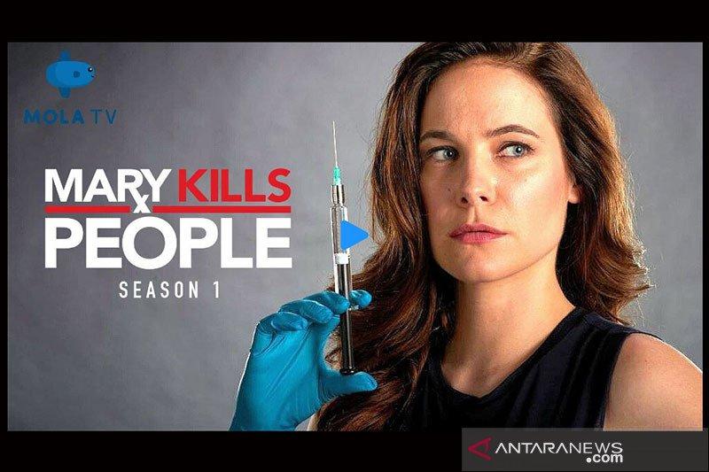"""""""Mary Kills People"""" jadi serial terfavorit di Mola TV"""