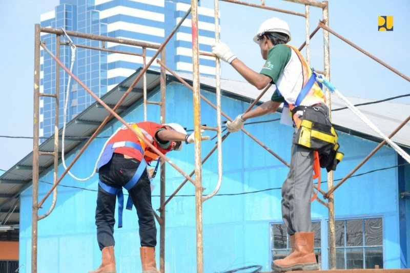 """Indonesia dan Jepang """"sharing knowledge"""" tentang pengembangan SDM konstruksi"""
