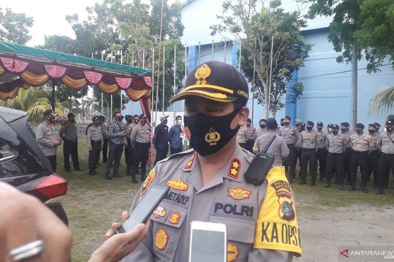 Polres Bangka Tengah gencarkan patroli protokol kesehatan COVID-19