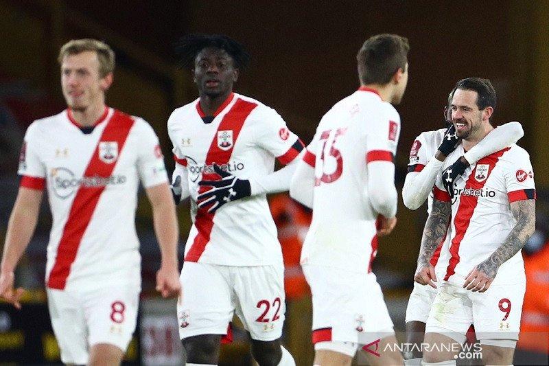 Southampton jejaki perempat final Piala FA selepas singkirkan Wolves