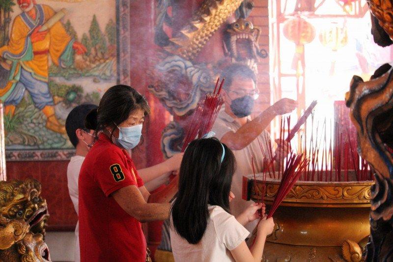 Tionghoa Bandarlampung harapkan Imlek jadi momen bangkit dari COVID-19