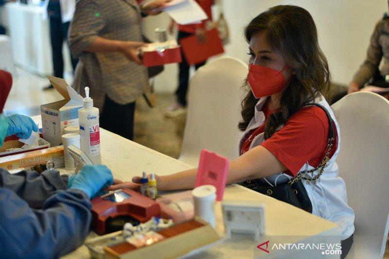 PMI DKI bersama Perempuan Jenggala gelar donor plasma konvalesen