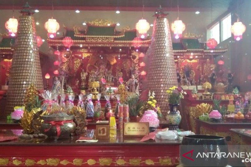 Perayaan Hari Raya Imlek di Makassar sepi