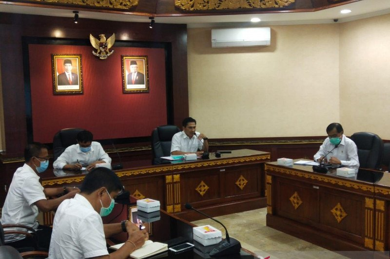 Pemprov Bali siapkan pelaksana harian bupati-wali kota enam daerah