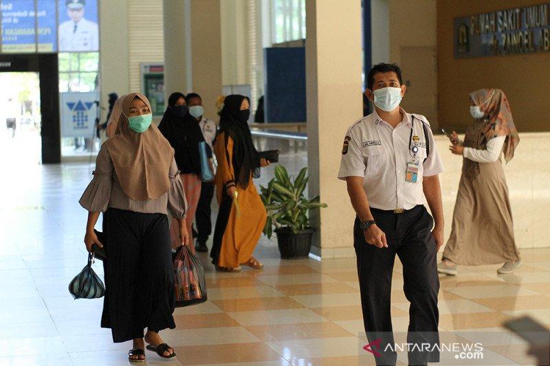 Satgas: Kepatuhan warga Aceh memakai masker turun 12 persen