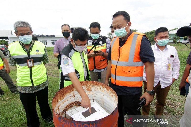 Bandara Banyuwangi pantau sebaran abu vulkanik Gunung Raung