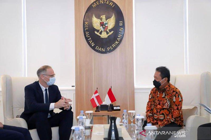 Indonesia-Denmark bahas kerja sama energi terbarukan sektor kelautan
