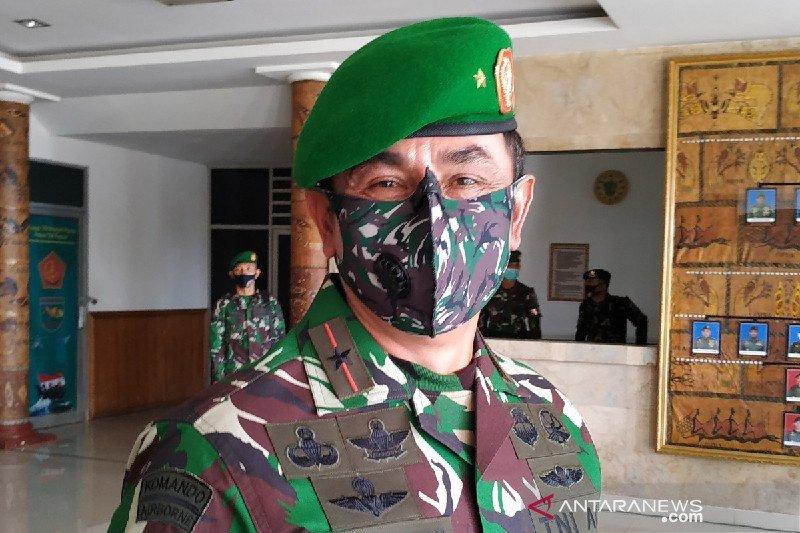 Tentara korban penembakan KKB di Intan Jaya dievakuasi ke Timika