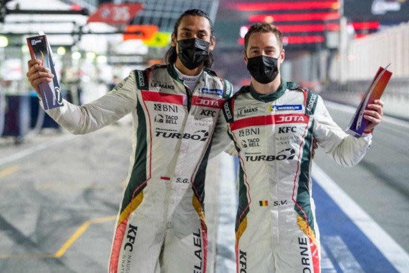 Sean Gelael rebut podium dua seri pembuka Asian Le Mans Series 2021
