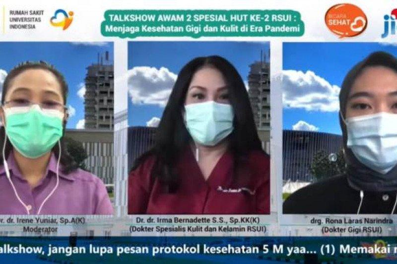 Pandemi COVID-19, kesehatan gigi dan mulut perlu mendapat perhatian