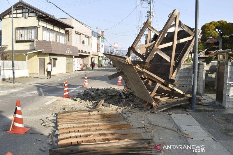 KBRI Tokyo: Tidak ada korban WNI akibat gempa Jepang