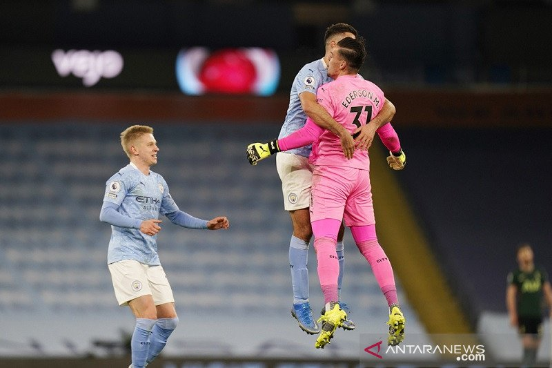 Klasemen Liga Inggris: Manchester City semakin di depan buru gelar